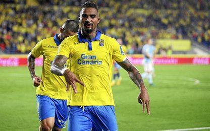3-3. Celta desperdicia tres goles y Las Palmas la posibilidad del milagro