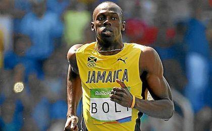 El velocista competirá por última vez en los Mundiales de agosto en Londres.