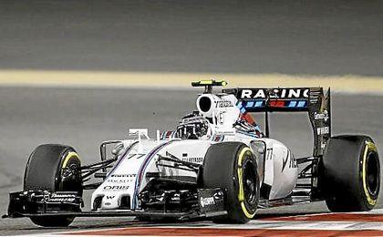 Williams ya tiene sus pilotos para la próxima temporada.