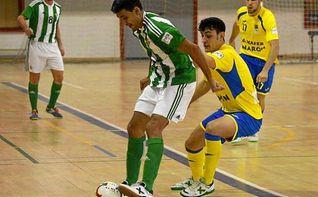 Paco (Real Betis Futsal): ´Más temprano que tarde, el equipo mostrará su mejor versión´