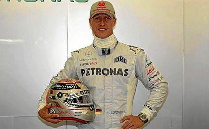 El piloto alemán fue 7 veces campeón del mundo de Fórmula 1.
