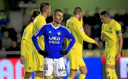 Rubén Castro, en el empate a cero del pasado curso.