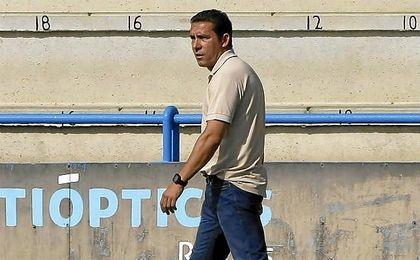 Juan Carlos Gómez espera derrotar al líder.
