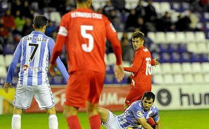 Juan Villar firmó el 1-0.