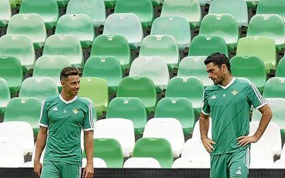 Molina y Rubén eran inseparables.