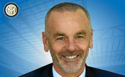 Pioli a firmado un contrato hasta junio de 2018 y sucede en el cargo al destituido Frank de Boer.