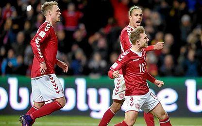 Dinamarca se ha gustado.