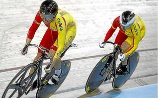 Tania Calvo y Helena Casas logran su segundo oro consecutivo