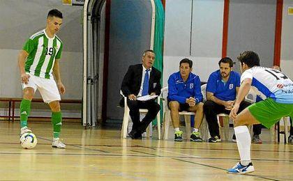 El Betis Futsal no pudo sumar su segunda victoria en casa.