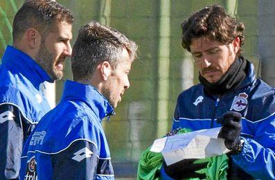 Víctor Sánchez se adapta a sus rivales.