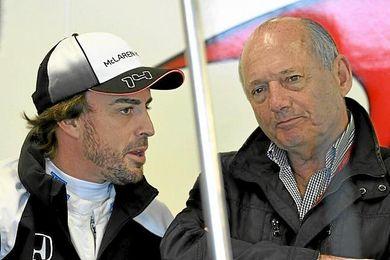 Dennis llegó a McLaren en 1980.