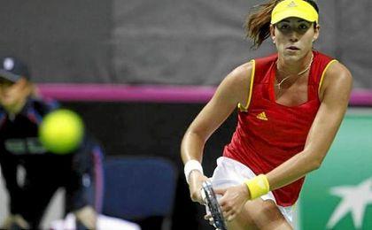 Medina compartió el pasado verano con Garbiñe la experiencia de representar a España en los Juegos Olímpicos.