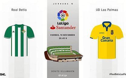 Final del Betis-Las Palmas (2-0)