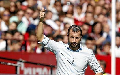 Diego Martínez ha ofrecido la lista de convocados.