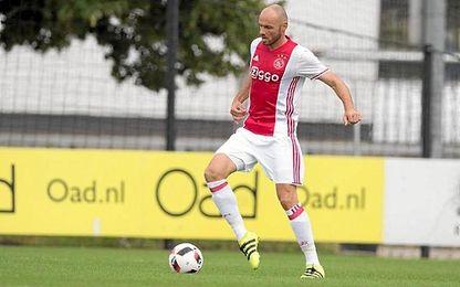 Heiko Westermann, en el Ajax.