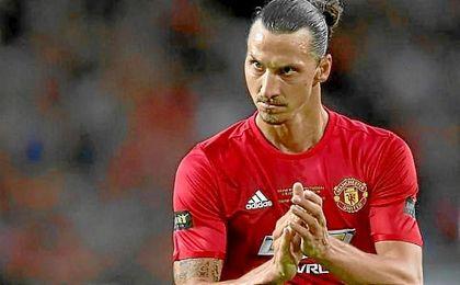 El gigante sueco seguirá en el United.
