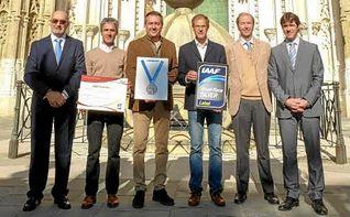 La Maratón de Sevilla 2017 impulsa su crecimiento internacional