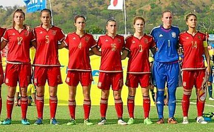 Mundial sub 20 femenino en Papúa Nueva Guinea.