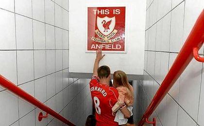 Gerrard, el adiós de una leyenda