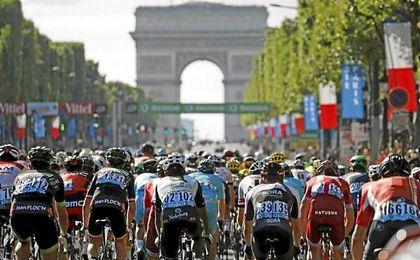 Imagen del Tour de Francia 2016.