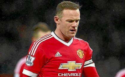 """Rooney: """"Todo eso fue inventado""""."""