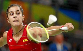 Carolina Marín cae en semifinales en Hong Kong