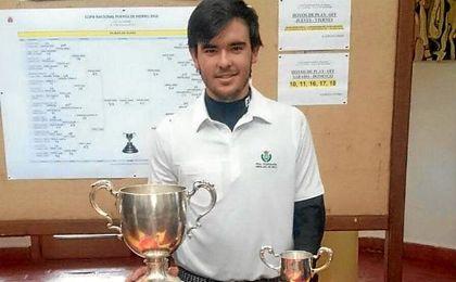 Hidalgo se proclamó el pasado mes de junio Campeón de España.