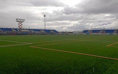 Imagen del estadio del Formentera