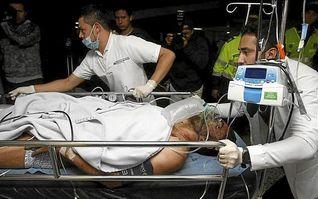Al menos 76 muertos por accidente de avión en Colombia