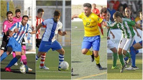 La guía del fin de semana del Fútbol Sevillano