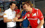 """De la Rosa: """"Si yo fuera Alonso o cualquier otro, intentaría ir a Mercedes"""""""