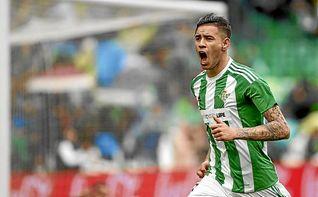 Sanabria, el desperezo del gol paraguayo del Betis