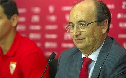 José Castro habla sobre el futuro de Monchi en el Sevilla