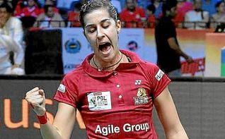 Marín vence a Saina Nehwal en la liga india