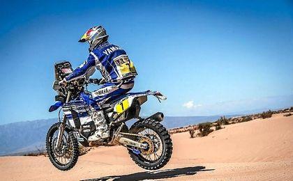 Price fue campeón del Dakar en 2016 y tercero en 2015.