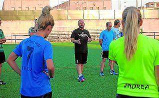 ´Powi´, entrenador del Híspalis: ´Tenemos que perder el miedo´