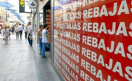 Los españoles gastarán 103 euros de media en las rebajas