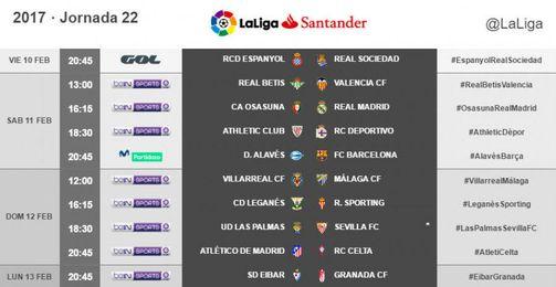 Ya hay horario para la visita del Sevilla a Las Palmas