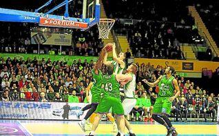 El Betis Baloncesto iguala la racha de febrero de 2015