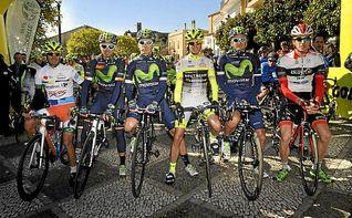 La Vuelta a Andalucía pasará por seis provincias