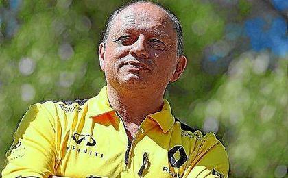 Vasseur abandona Renault.