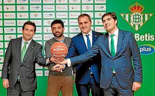 El Betis hace efectiva la opción de compra del Baloncesto Sevilla