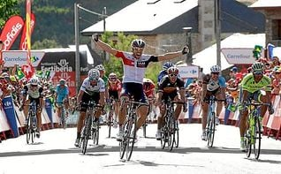 Recorrido oficial de la Vuelta a España 2017