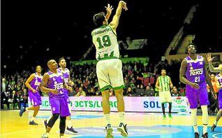 Stojanovski: ´Ahora somos un equipo completo´