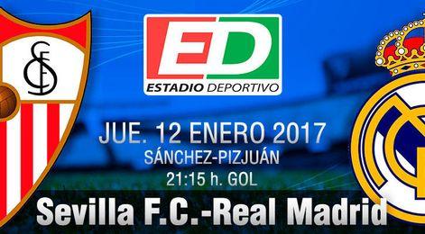 Sevilla FC-Real Madrid: Que la realidad no impida soñar