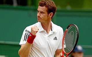 Andy Murray salva su primer compromiso