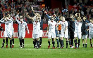 España ve al Sevilla candidato al título