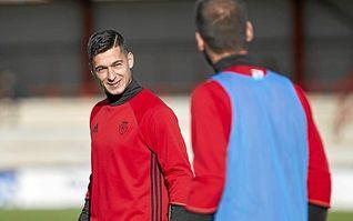Sergio León: ´El Sevilla está como un tiro´