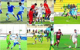 Resumen de la jornada 23 de los equipos sevillanos en Tercera
