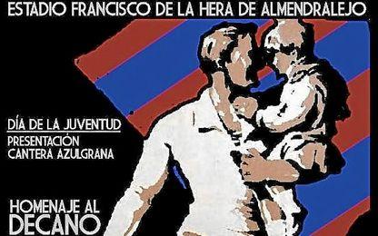El Extremadura lleva a cabo una iniciativa para ayudar al Decano.